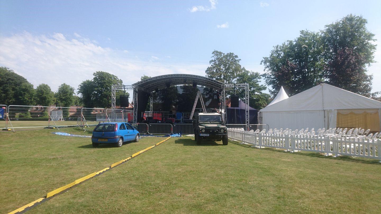 chichester stage